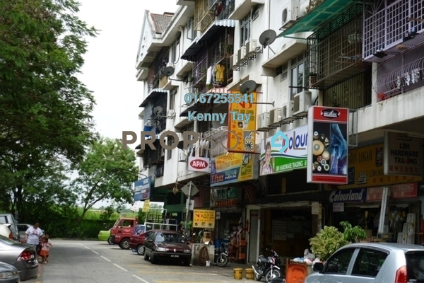 For Sale Shop at Taman Pusat Kepong, Kepong Freehold Semi Furnished 0R/2B 800k