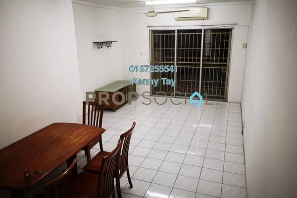 For Sale Apartment at Vista Magna, Kepong Freehold Semi Furnished 3R/2B 319k