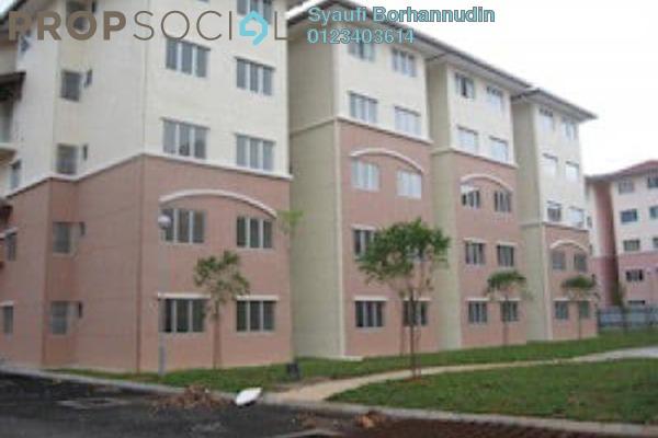 Apartment For Sale in Taman Sutera, Kajang Freehold Unfurnished 3R/2B 235k