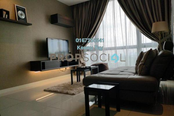 For Rent Condominium at Amanja, Kepong Freehold Semi Furnished 2R/2B 1.5k