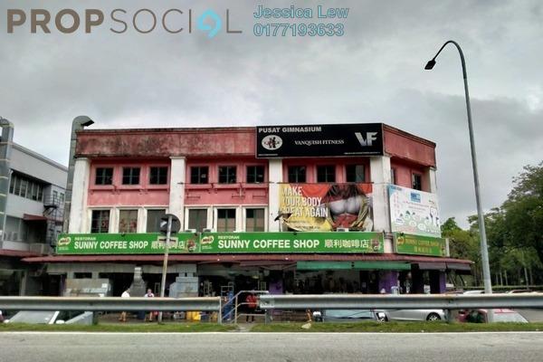 For Rent Shop at SD13, Bandar Sri Damansara Freehold Unfurnished 0R/0B 1.8k