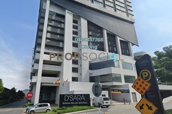 Condominium For Sale in D'Sara Sentral, Sungai Buloh Freehold Unfurnished 3R/2B 448k