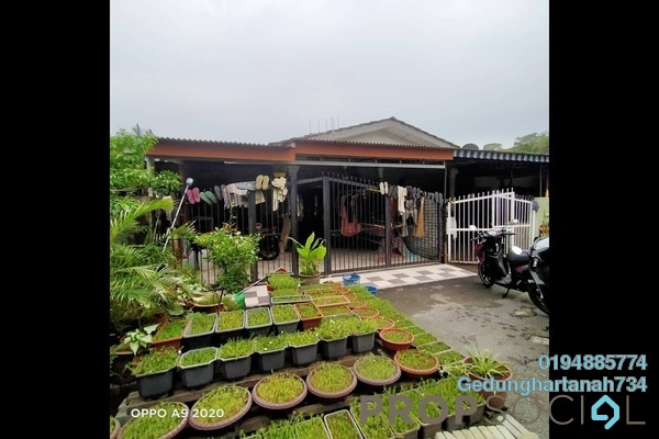 Terrace For Sale in Greenpark, Old Klang Road Freehold Unfurnished 3R/3B 390k