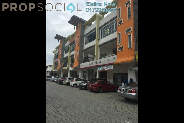 For Sale Shop at BK9, Bandar Kinrara Freehold Semi Furnished 0R/0B 2.7m