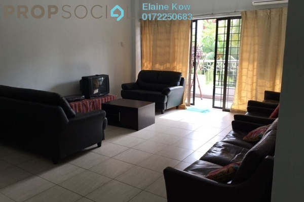For Sale Apartment at Sri Bangsar Apartment, Bangsar Freehold Fully Furnished 2R/2B 650k