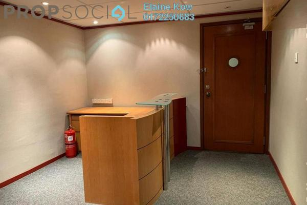 For Rent Office at Plaza 138, KLCC Freehold Semi Furnished 0R/0B 4.8k