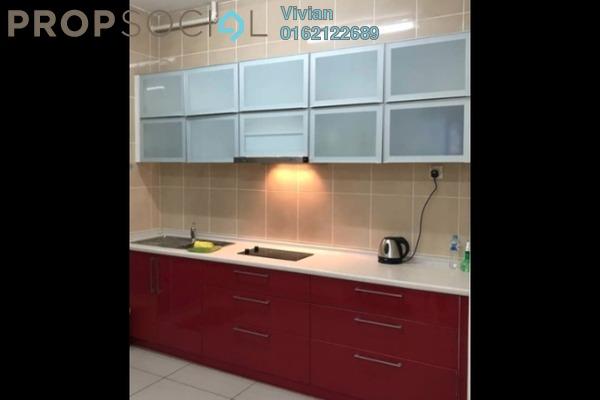 For Rent Condominium at OUG Parklane, Old Klang Road Freehold Semi Furnished 3R/2B 1.1k