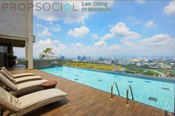 For Rent Condominium at The Petalz, Old Klang Road Freehold Fully Furnished 4R/3B 2.7k