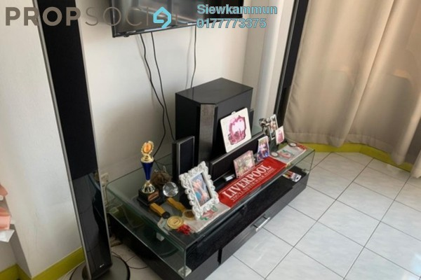 For Rent Apartment at D'Shire Villa, Kota Damansara Freehold Fully Furnished 3R/2B 1.4k
