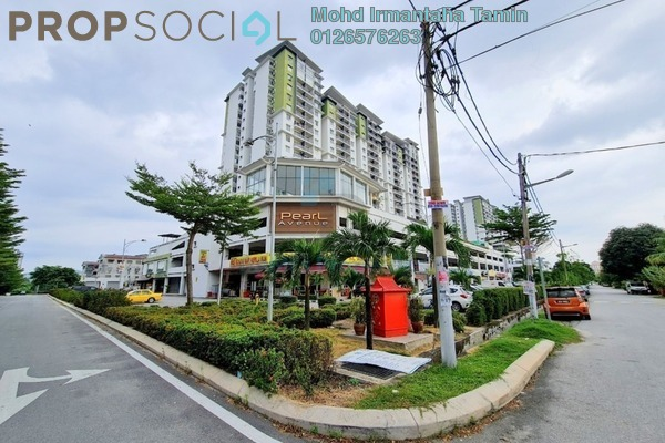 Condominium For Sale in Pearl Avenue, Kajang Freehold semi_furnished 3R/2B 565k