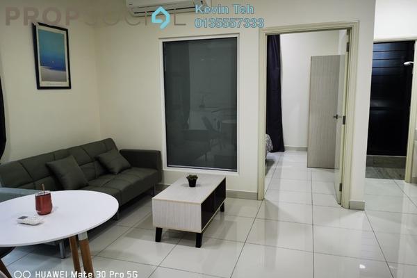 For Rent Condominium at Arte Mont Kiara, Dutamas Freehold Fully Furnished 1R/1B 2.3k