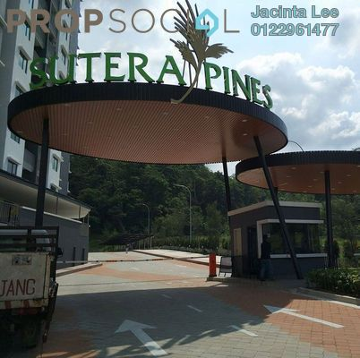 Condominium For Sale in Sutera Pines, Bandar Sungai Long Freehold Semi Furnished 4R/3B 415k