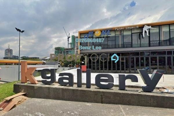 Shop For Sale in Taman Menjalara, Bandar Menjalara Freehold Unfurnished 0R/0B 19m