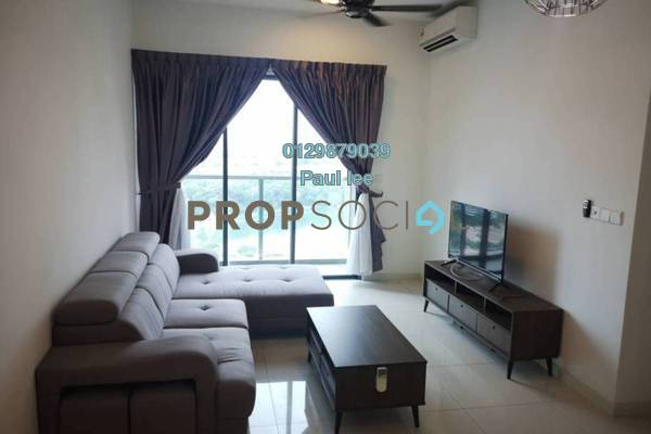 For Rent Condominium at Sunway Geo Residences 2, Bandar Sunway Freehold Fully Furnished 3R/2B 3k