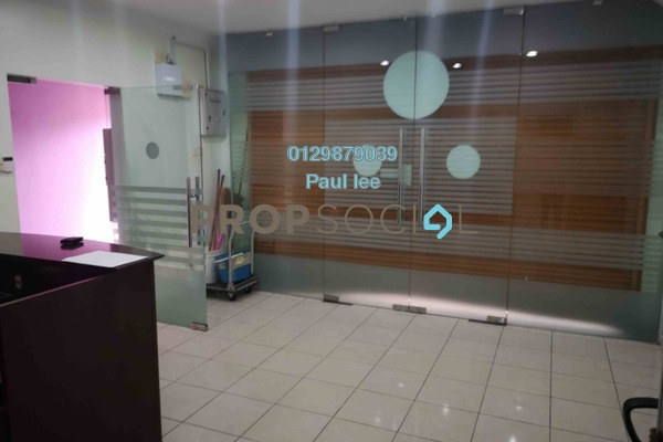 For Rent Shop at BP2, Bandar Bukit Puchong Freehold Fully Furnished 3R/2B 2.5k