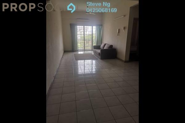 For Rent Condominium at Tiara Duta, Ampang Freehold Semi Furnished 3R/2B 1.3k