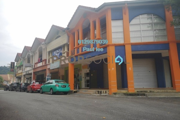 For Sale Shop at BK5, Bandar Kinrara Freehold Semi Furnished 4R/4B 1.5m