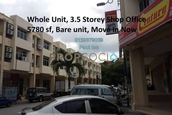 For Rent Shop at Taipan 1, Ara Damansara Freehold Semi Furnished 2R/4B 2.2k