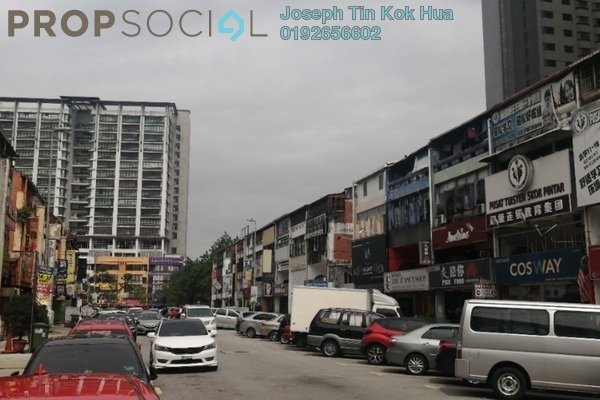 For Rent Shop at Taman OUG, Old Klang Road Freehold Semi Furnished 0R/2B 7k