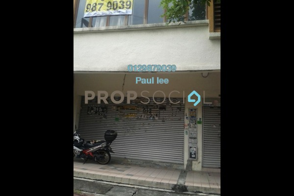 For Sale Shop at Taman Tadisma, Shah Alam Freehold Semi Furnished 3R/4B 1.45m
