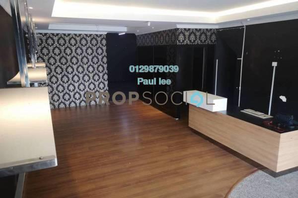 For Rent Shop at Kenari, Bandar Puchong Jaya Freehold Semi Furnished 2R/2B 3.6k
