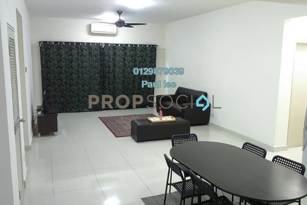 For Rent Condominium at Setia Walk, Pusat Bandar Puchong Freehold Fully Furnished 3R/2B 2.6k