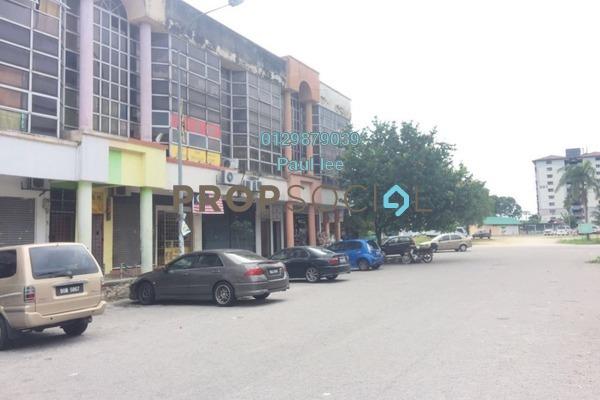 For Sale Shop at Bandar Pinggiran Subang, Subang Freehold Semi Furnished 4R/6B 750k