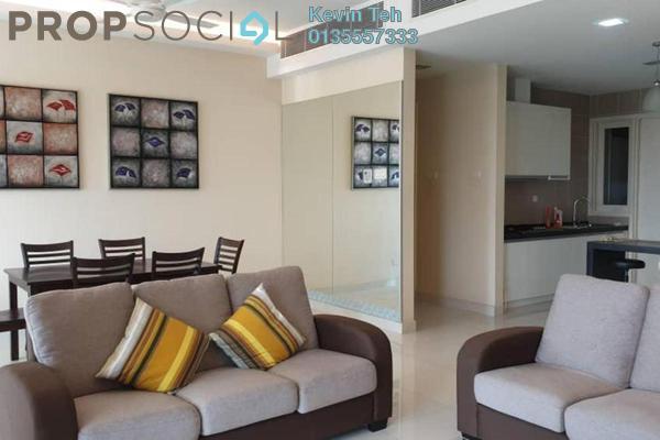For Rent Condominium at Sinaran TTDI, TTDI Freehold Fully Furnished 2R/3B 3.2k