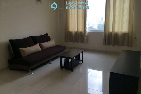 For Rent Condominium at Vue Residences, Titiwangsa Freehold Semi Furnished 3R/2B 2.2k