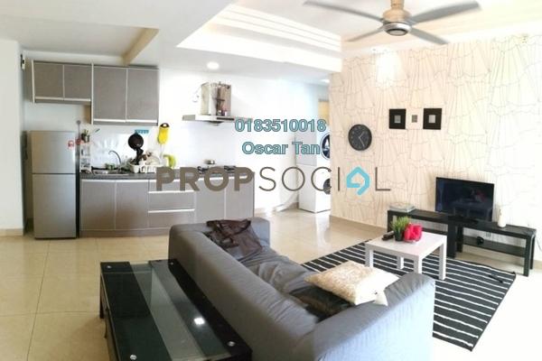 Condominium For Sale in Titiwangsa Sentral, Titiwangsa Freehold Fully Furnished 3R/2B 499k