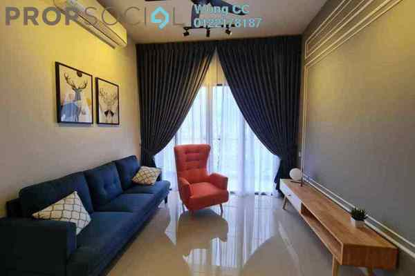 Condominium For Rent in Nidoz Residences, Desa Petaling Freehold Fully Furnished 4R/2B 2.8k