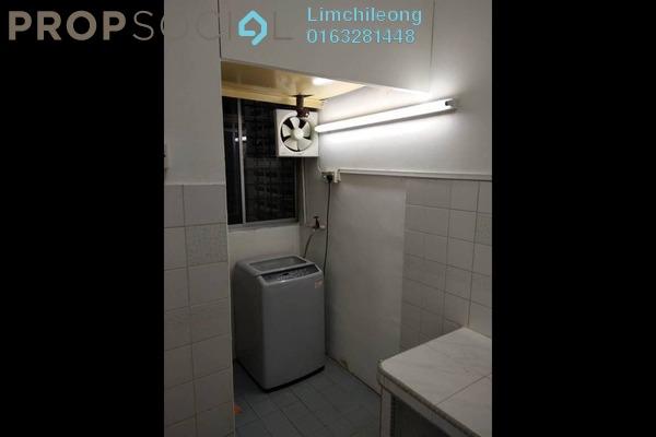 Apartment For Rent in Sri Anggerik 1, Bandar Kinrara Freehold Semi Furnished 3R/2B 1k