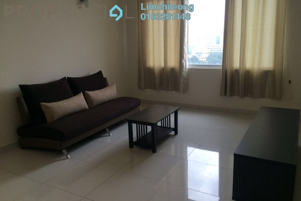 Condominium For Rent in Vue Residences, Titiwangsa Freehold Semi Furnished 3R/2B 2.2k