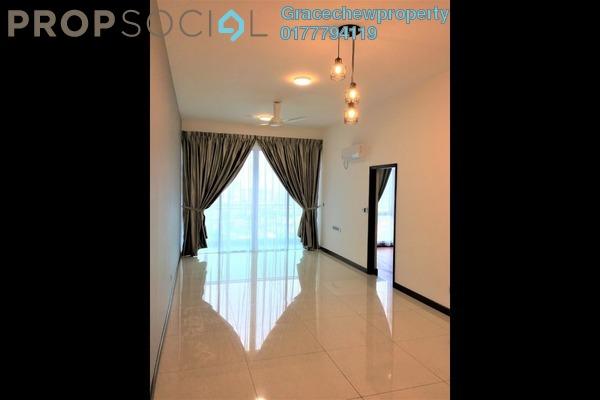 For Rent Condominium at Paragon Suites, Johor Bahru Freehold Semi Furnished 2R/2B 1.6k