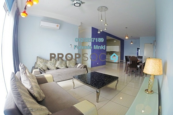 For Sale Condominium at Damansara Foresta, Bandar Sri Damansara Freehold Fully Furnished 3R/3B 750k