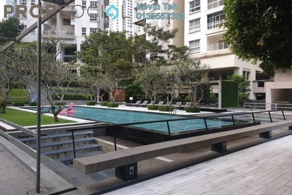 Condominium For Sale in Hijauan Kiara, Mont Kiara Freehold Semi Furnished 3R/3B 1.6m