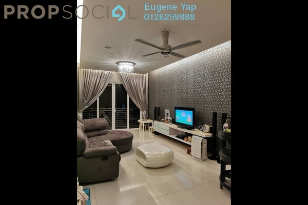 For Sale Condominium at The Northshore Gardens, Desa ParkCity Freehold Semi Furnished 1R/1B 850k