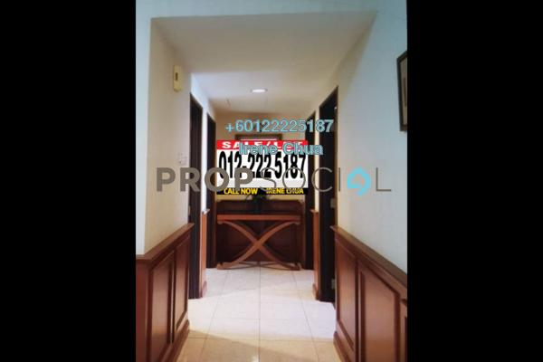 For Rent Condominium at Lanai Kiara, Mont Kiara Freehold Fully Furnished 3R/2B 3k