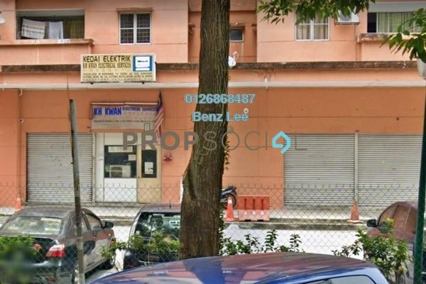 Shop For Sale in Sinar Magna, Kepong Leasehold Unfurnished 0R/0B 600k
