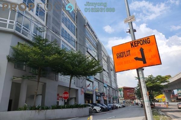 For Rent Office at Batu Complex Business Centre, Jalan Ipoh Freehold Unfurnished 1R/1B 2k