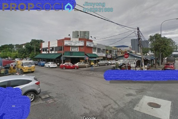 For Rent Shop at Taman Kok Lian, Jalan Ipoh Freehold Unfurnished 0R/1B 16k