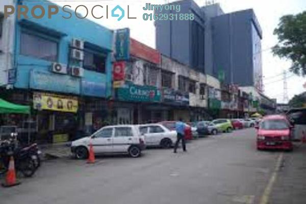 For Rent Shop at Taman Kok Lian, Jalan Ipoh Freehold Unfurnished 2R/3B 18k