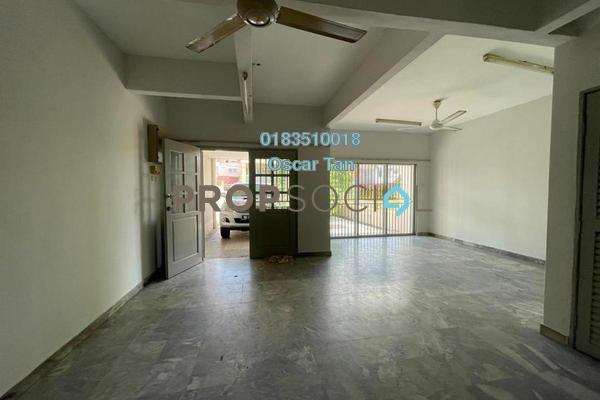 Terrace For Rent in Taman Sri Bintang, Kepong Freehold Semi Furnished 4R/3B 1.6k