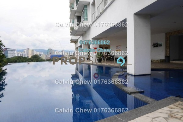 Condominium For Sale in The Orion, KLCC Freehold Unfurnished 3R/0B 534k