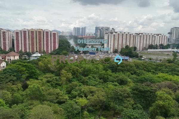 For Sale Condominium at Puncak Nusa Kelana, Ara Damansara Freehold Semi Furnished 3R/2B 480k