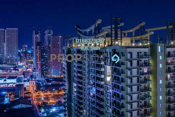 For Sale Condominium at Taman Sungai Besi, Sungai Besi Leasehold Unfurnished 3R/3B 430k
