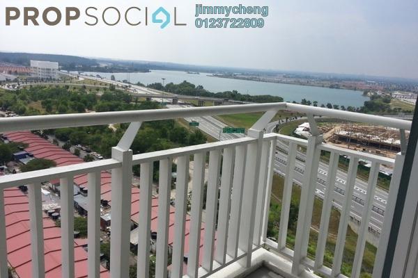 Condominium For Rent in BSP Skypark, Bandar Saujana Putra Freehold unfurnished 3R/2B 950translationmissing:en.pricing.unit