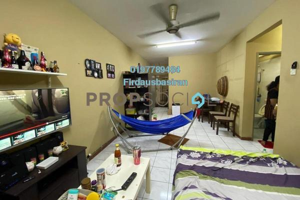 Apartment For Sale in BK5, Bandar Kinrara Freehold unfurnished 3R/2B 260k