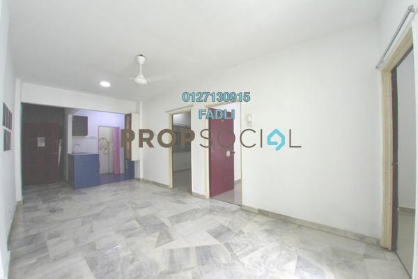 For Rent Apartment at Teratai Mewah Apartment, Setapak Freehold Semi Furnished 3R/1B 950translationmissing:en.pricing.unit