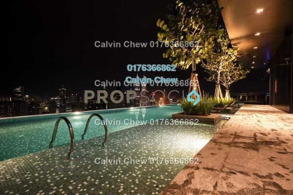 Duplex For Sale in Expressionz Professional Suites, Titiwangsa Freehold Unfurnished 3R/2B 1.2m